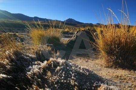 Sand south america el tatio sky andes.