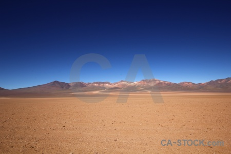 Sand south america landscape mountain siloli desert.