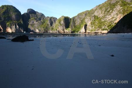 Sand southeast asia island sea beach.