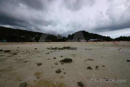 Sand southeast asia loh dalam bay tropical thailand.