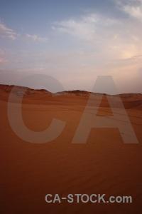Sand uae dune dubai middle east.