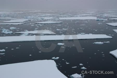Sea adelaide island fog water ice.