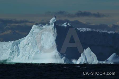 Sea antarctic peninsula cloud antarctica south pole.