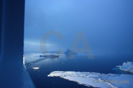 Sea antarctica cruise sea ice cloud fog.