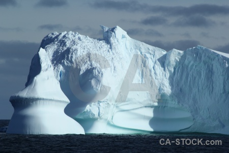 Sea cloud iceberg antarctica bellingshausen sea.