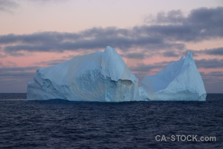 Sea day 4 drake passage antarctica cruise ice.