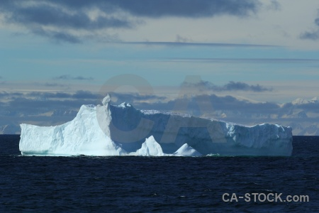 Sea ice antarctica cloud cruise.