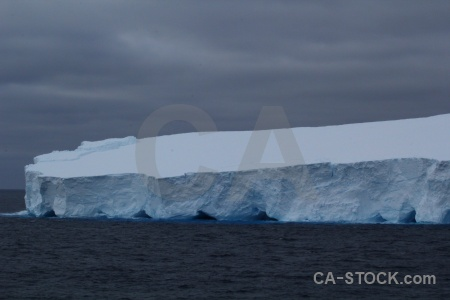 Sea ice antarctica cruise day 4 sky.