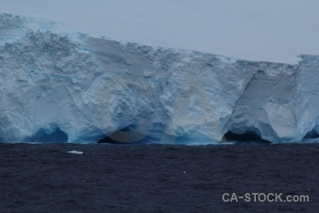 Sea iceberg water drake passage day 4.