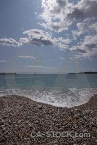 Sea spain europe sky water.