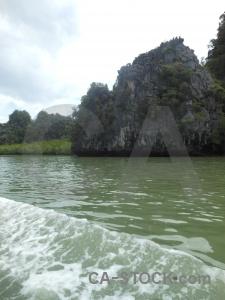 Sea thailand cloud tropical island.
