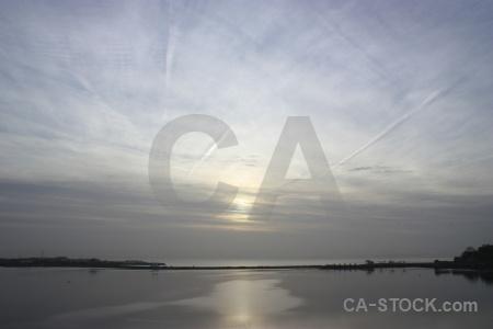 Sea uk cardiff europe sky.