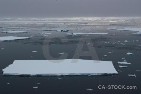 Sea water antarctic peninsula fog adelaide island.