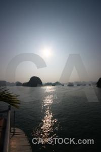 Sea water asia unesco vinh ha long.