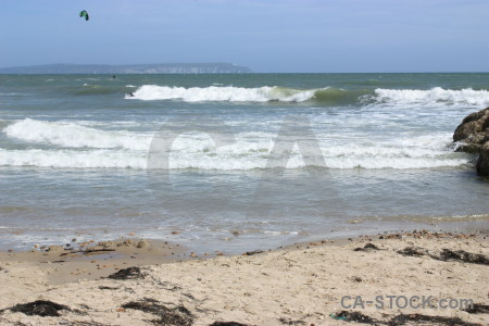 Sea water beach wave.