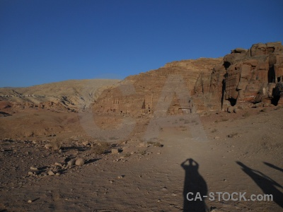 Shadow unesco western asia ancient archaeological.