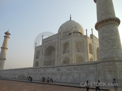 Shah jahan taj mahal building palace south asia.