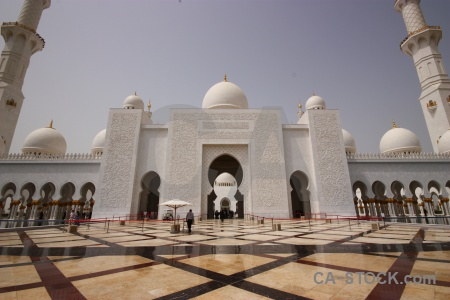 Sheikh zayed arabic arabian asia mosque.