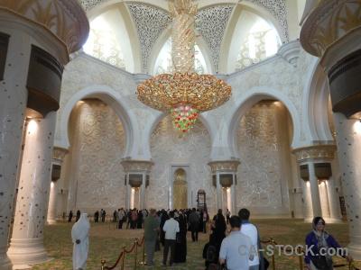 Sheikh zayed archway uae grand western asia.
