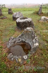 Site 1 phonsavan plain of jars sky megalithic.