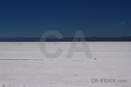 Sky altitude salinas grandes andes salt flat.