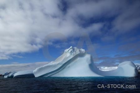 Sky antarctica cruise antarctic peninsula argentine islands wilhelm archipelago.