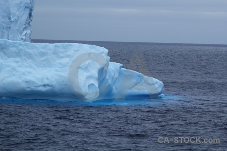 Sky antarctica cruise drake passage ice day 4.