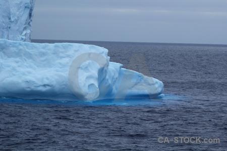 Sky antarctica cruise drake passage ice day 4.