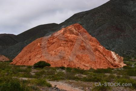 Sky argentina rock purmamarca cerro de los siete colores.
