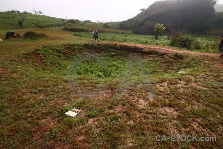 Sky bomb site 1 plain of jars bombardment.