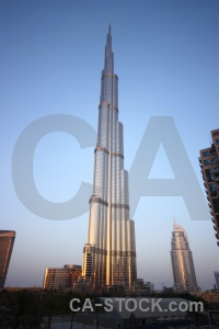 Sky building asia burj khalifa western.