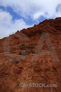 Sky cerro de los siete colores purmamarca argentina south america.