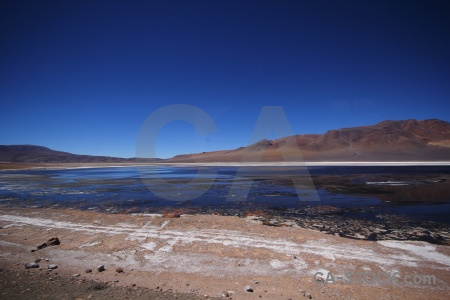 Sky chile altitude desert andes.