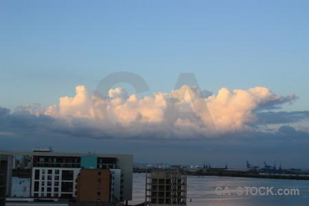 Sky cloud.