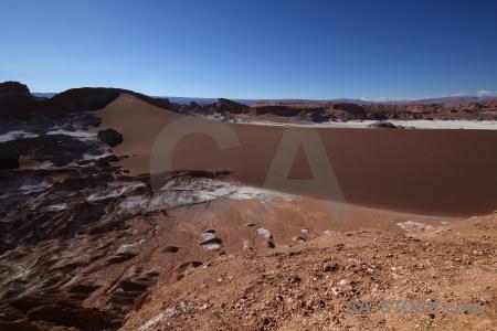 Sky cordillera de la sal mountain atacama desert san pedro.