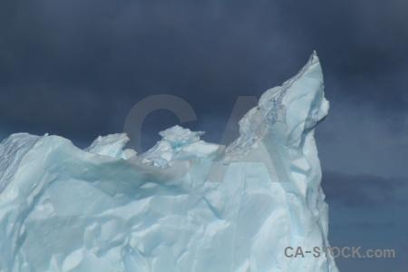 Sky day 5 antarctica cloud ice.
