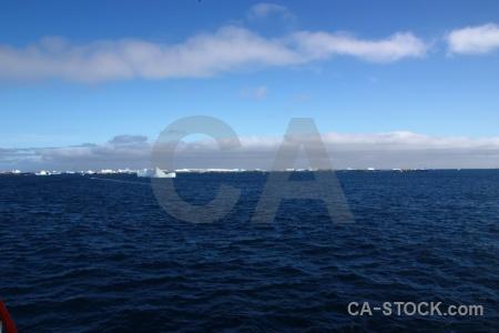 Sky day 8 sea cloud antarctica cruise.
