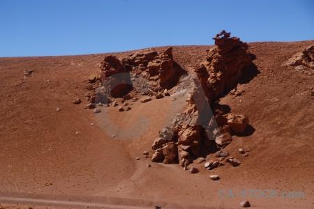 Sky desert atacama rock mountain.