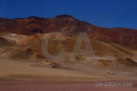 Sky desert landscape south america altitude.