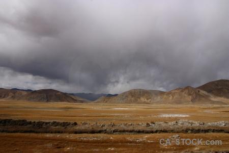 Sky east asia dry tibet himalayan.