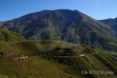 Sky escoipe valley calchaqui landscape.