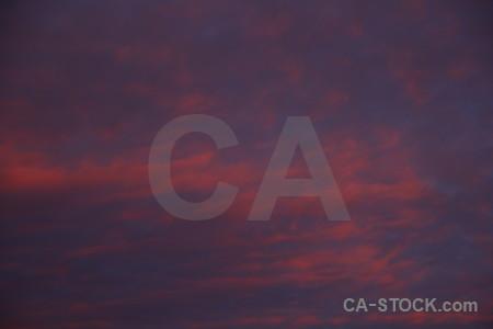 Sky europe javea sunrise spain.