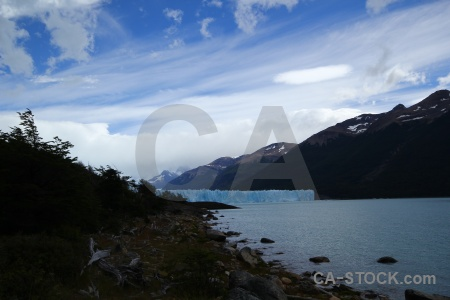 Sky glacier terminus patagonia water.