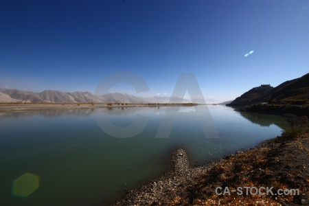 Sky himalayan friendship highway water yarlung.