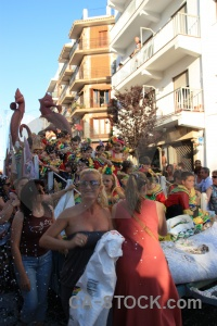 Sky javea building tree float.