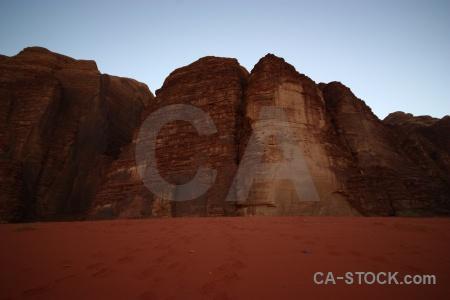 Sky jordan sand middle east bedouin.