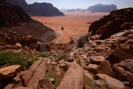 Sky jordan western asia bedouin sand.