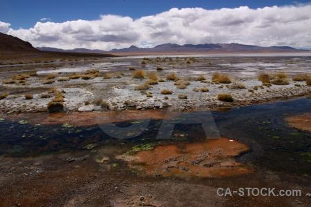 Sky laguna chalviri mountain cloud stream.
