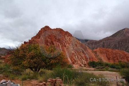 Sky landscape south america argentina salta tour.