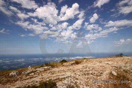 Sky montgo cloud plant spain.